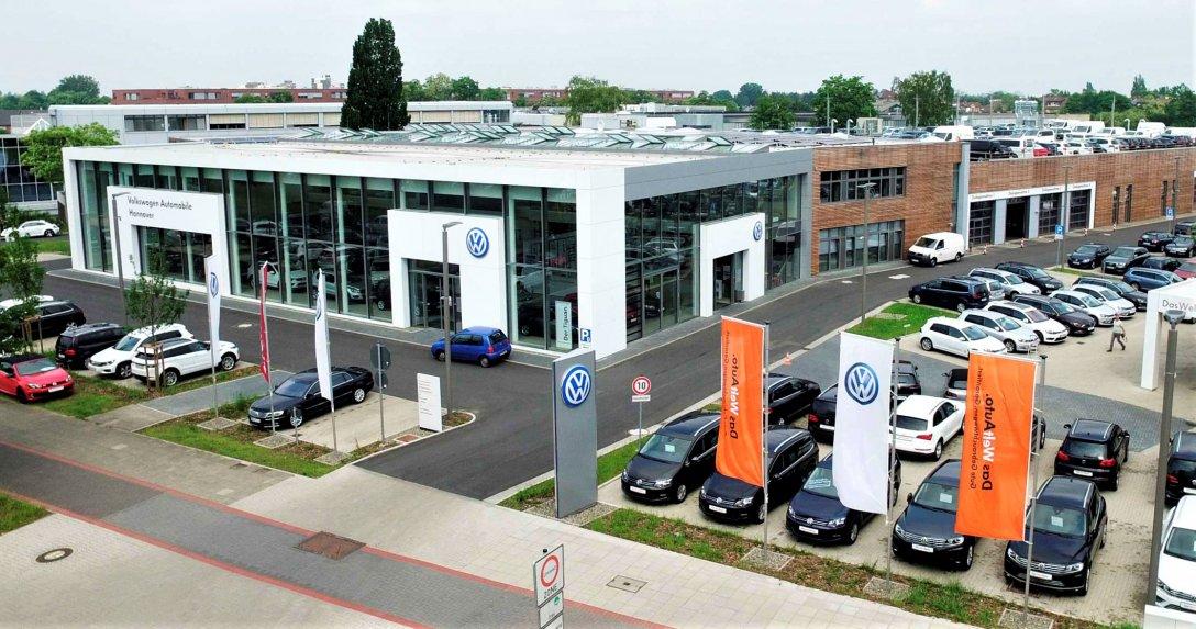 salon Volkswagen