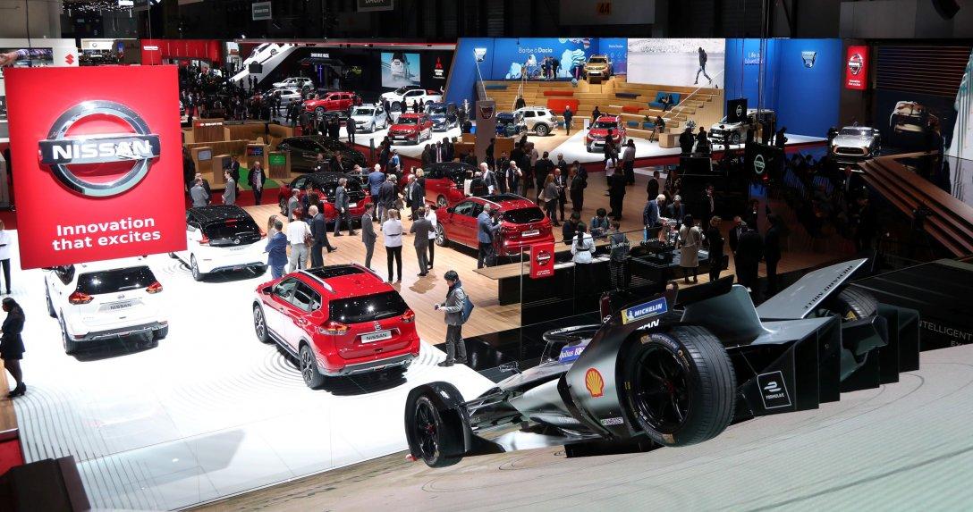 Salon samochodowy w Genewie 2019