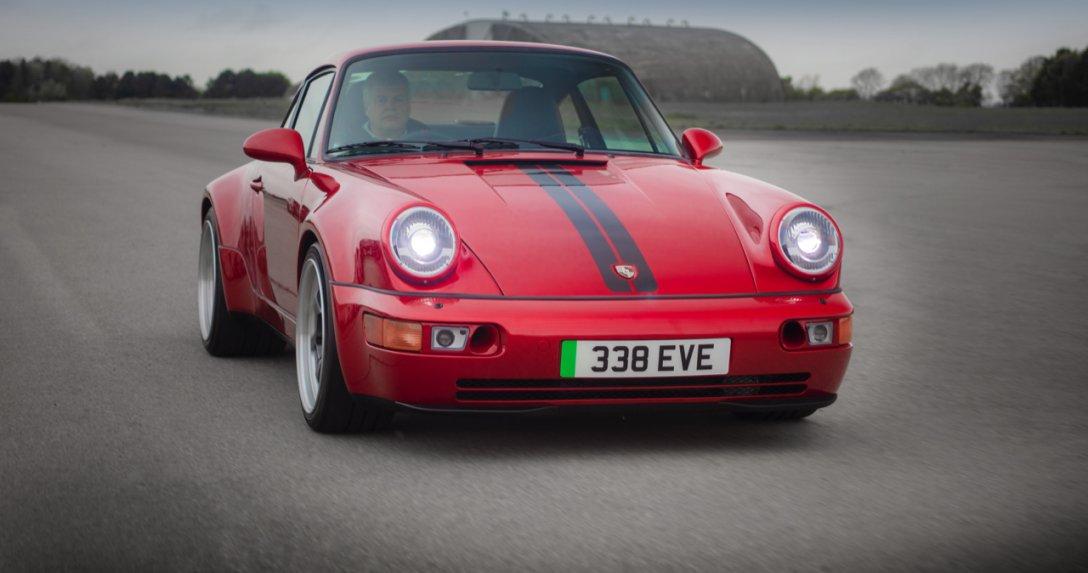 Porsche 911 Everrati