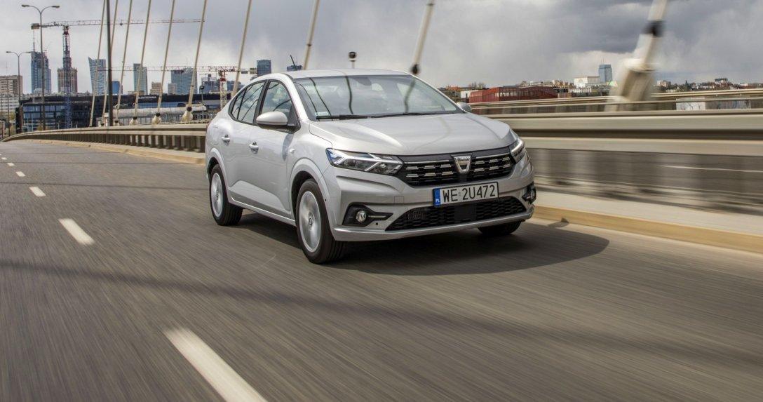 Dacia Logan 1.0 TCe LPG