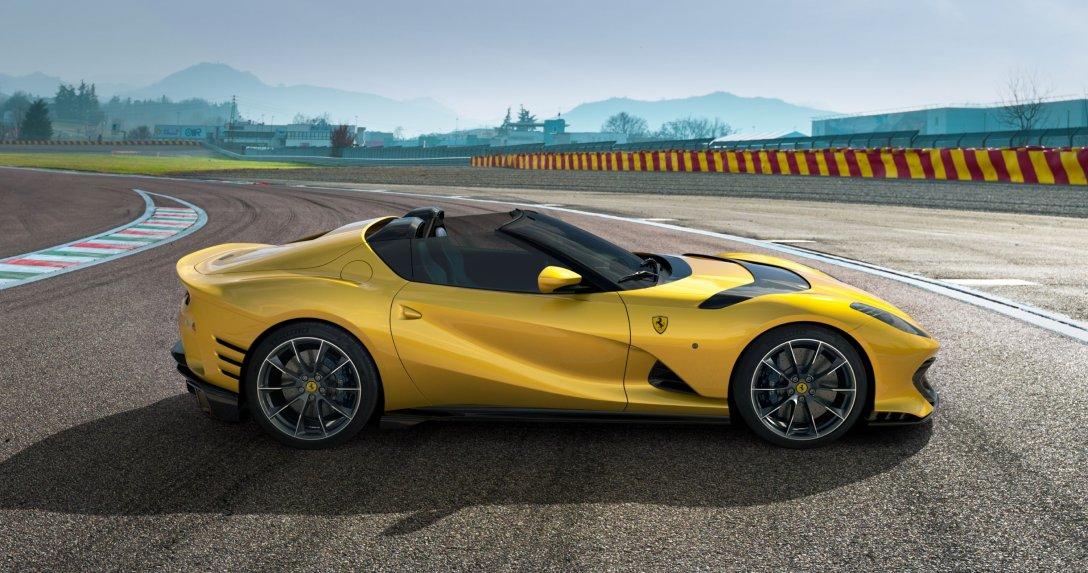 Szybsze niż Superfast – Ferrari 812 Competizione
