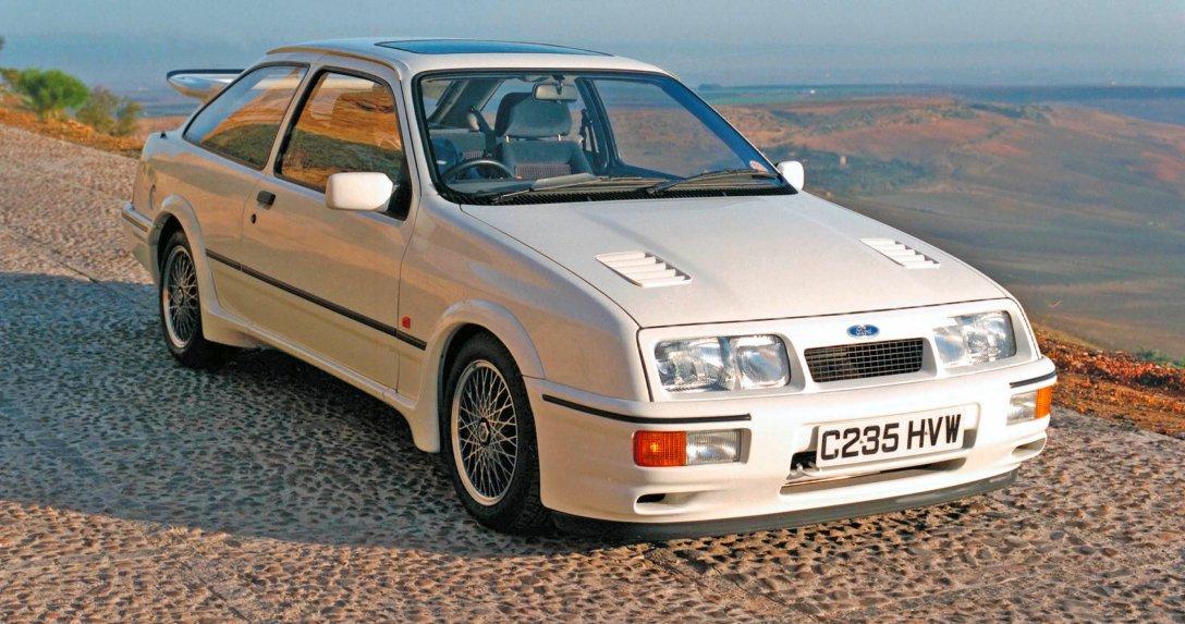 Niesamowity Ford Sierra RS Cosworth kończy 35 lat