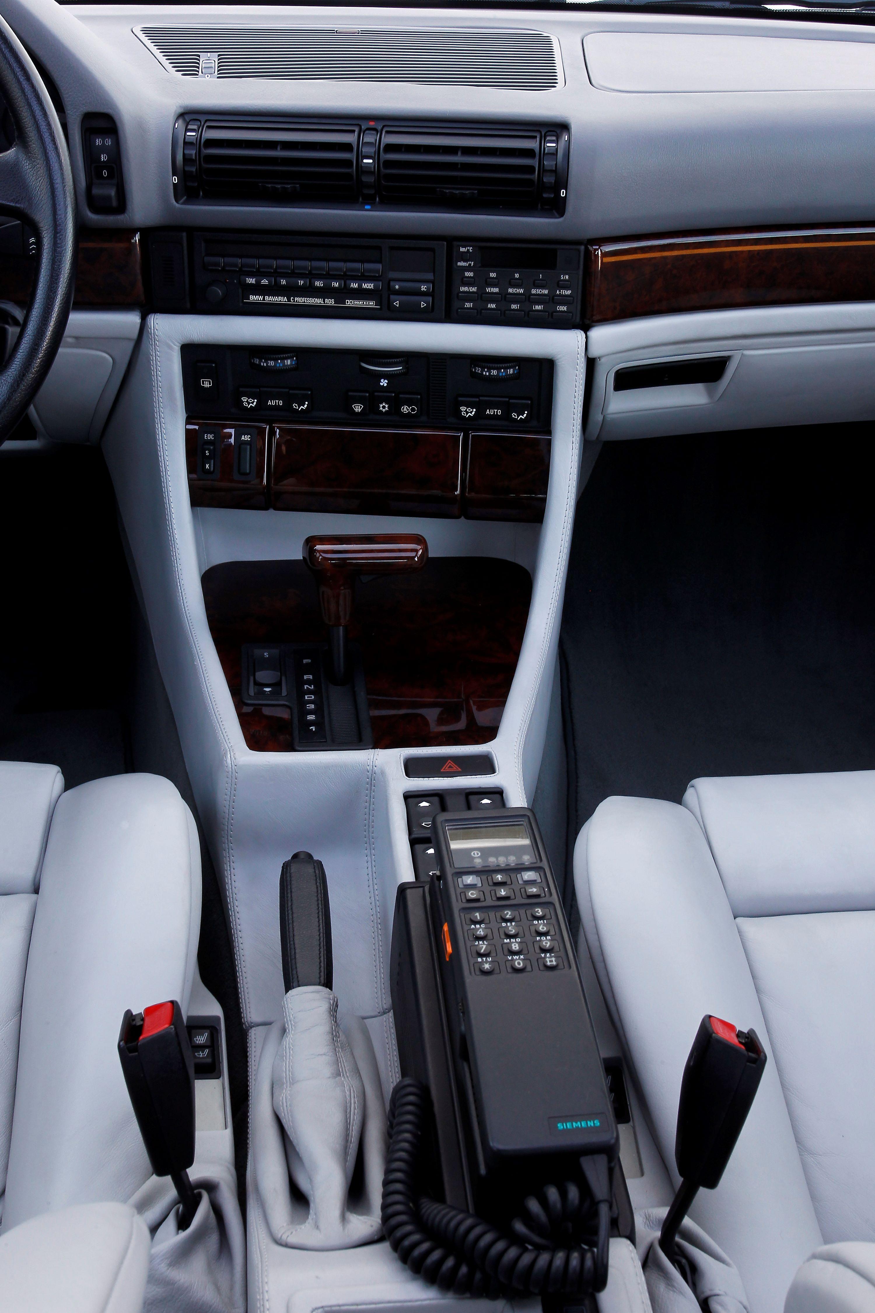 BMW serii 7 E32
