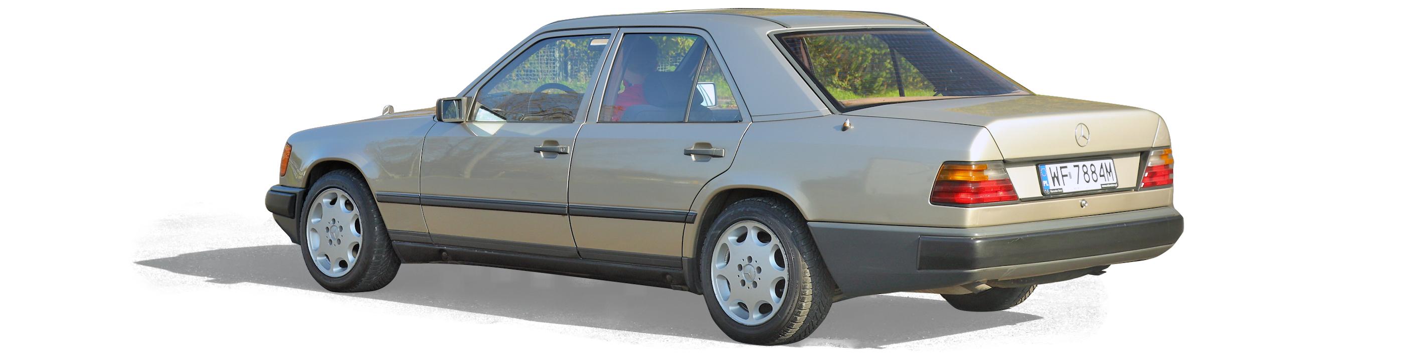 Mercedes klasy E W124