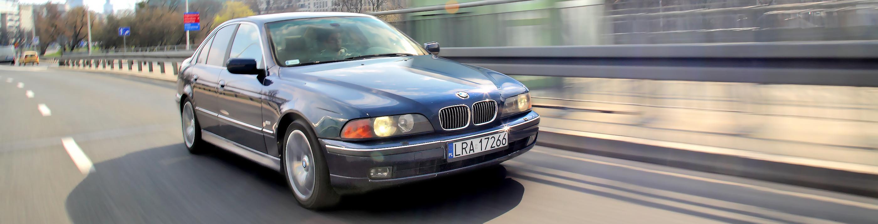 BMW serii 5 (E39)