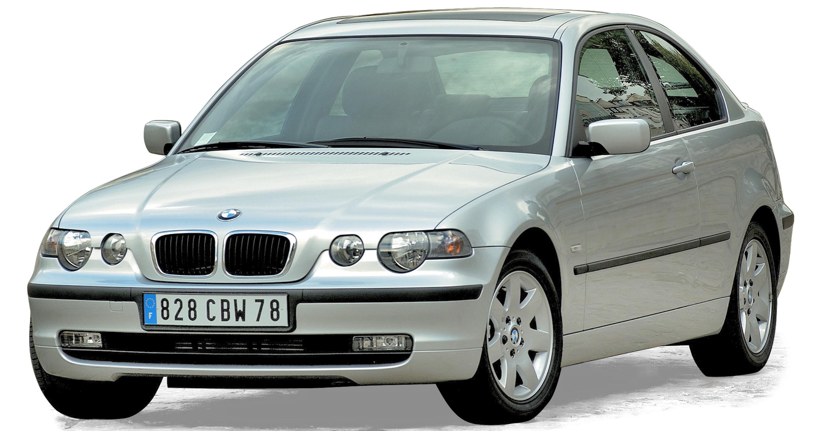 BMW 3 Compact E46