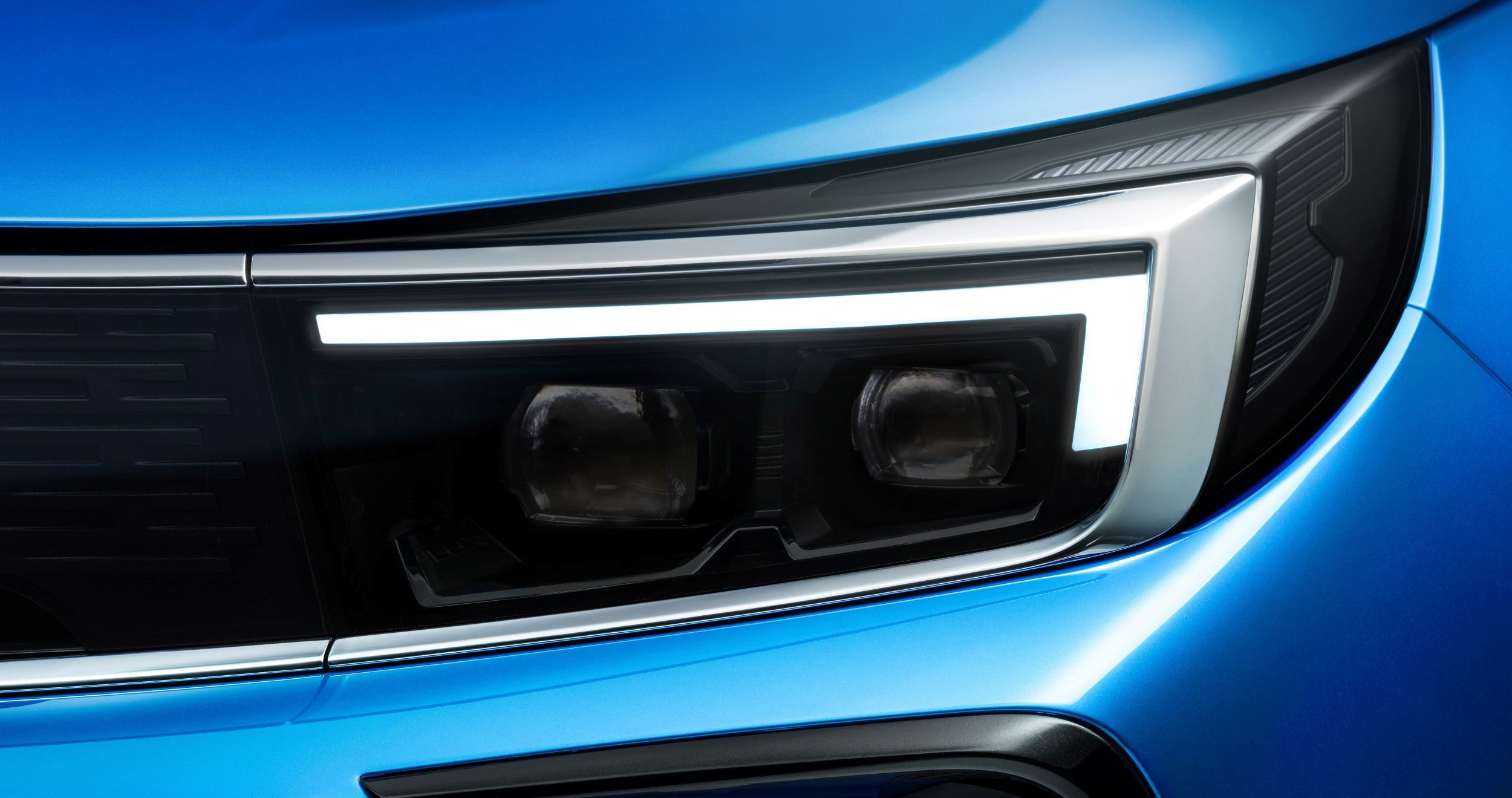 Opel Grandland reflektor