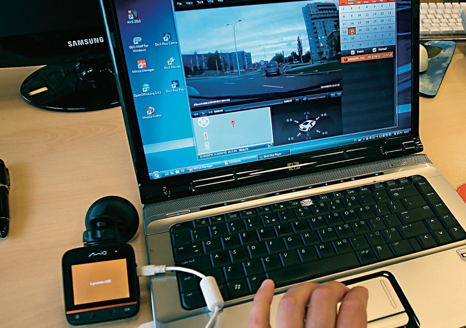 Kamera aplikacja komputerowa