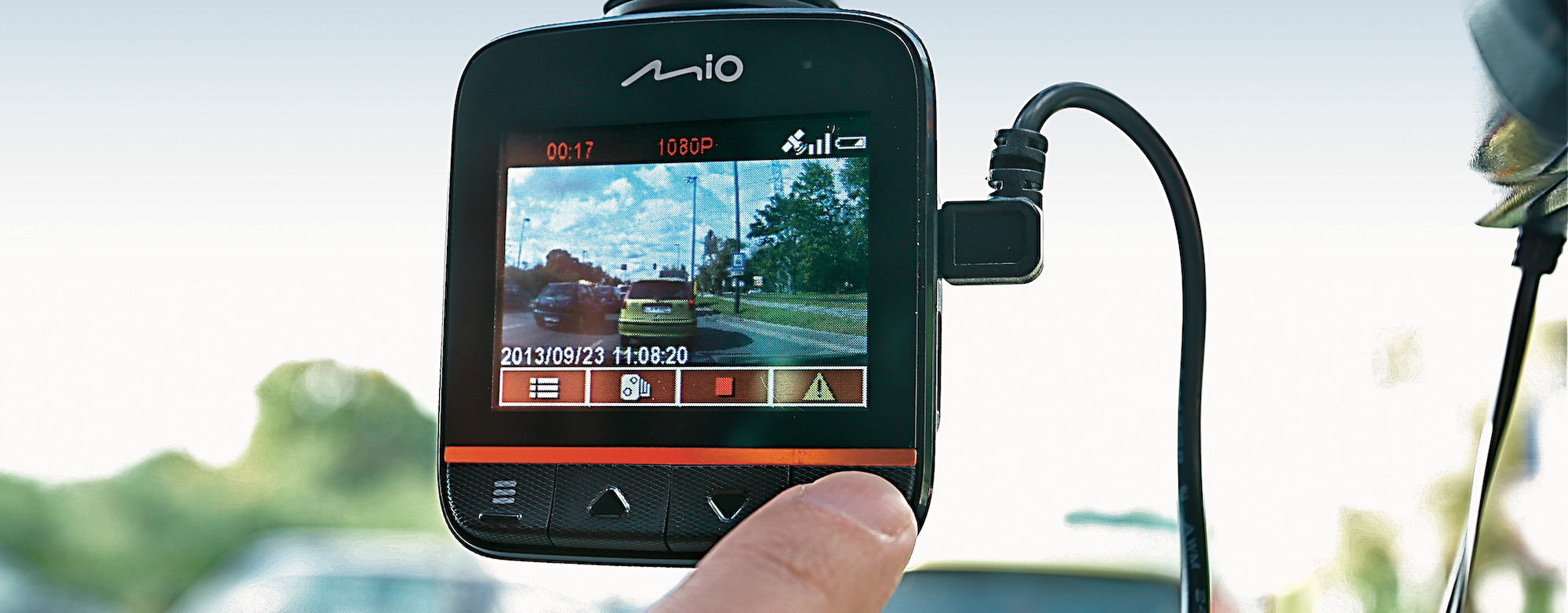 Kamera przycisk zdarzenie
