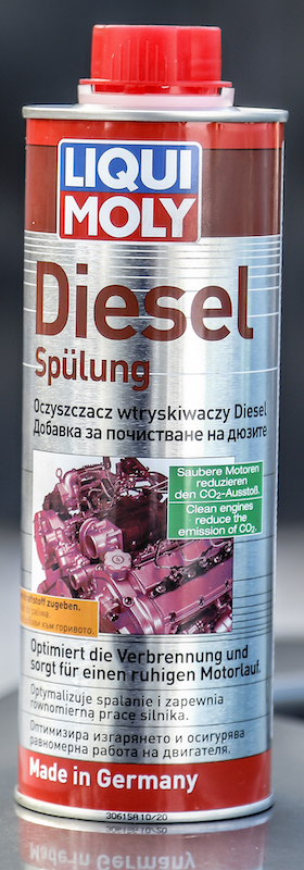Dodatek Diesel Spülung Liqui Moly