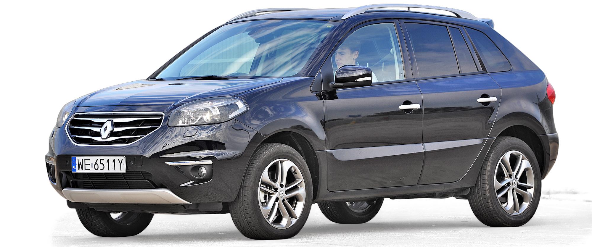 Renault Koleos (2008-2015)