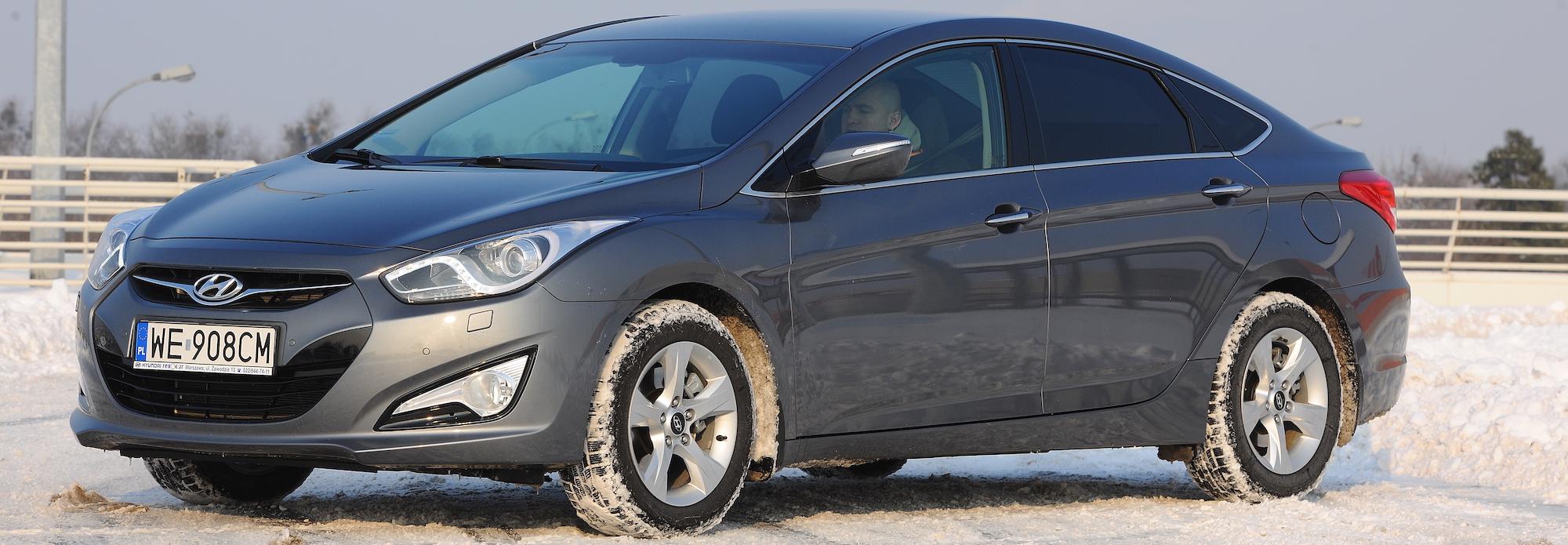 Hyundai i40 (2011-2019)