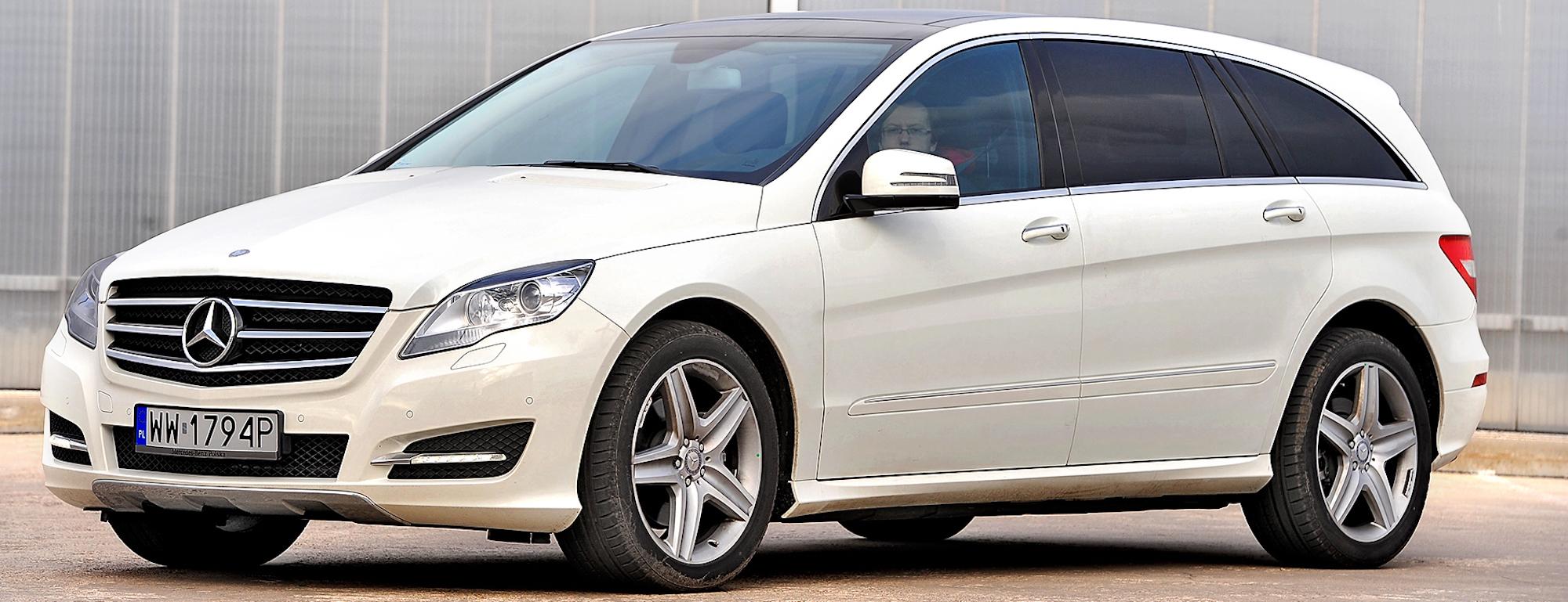 Mercedes klasy R (2005-2012)