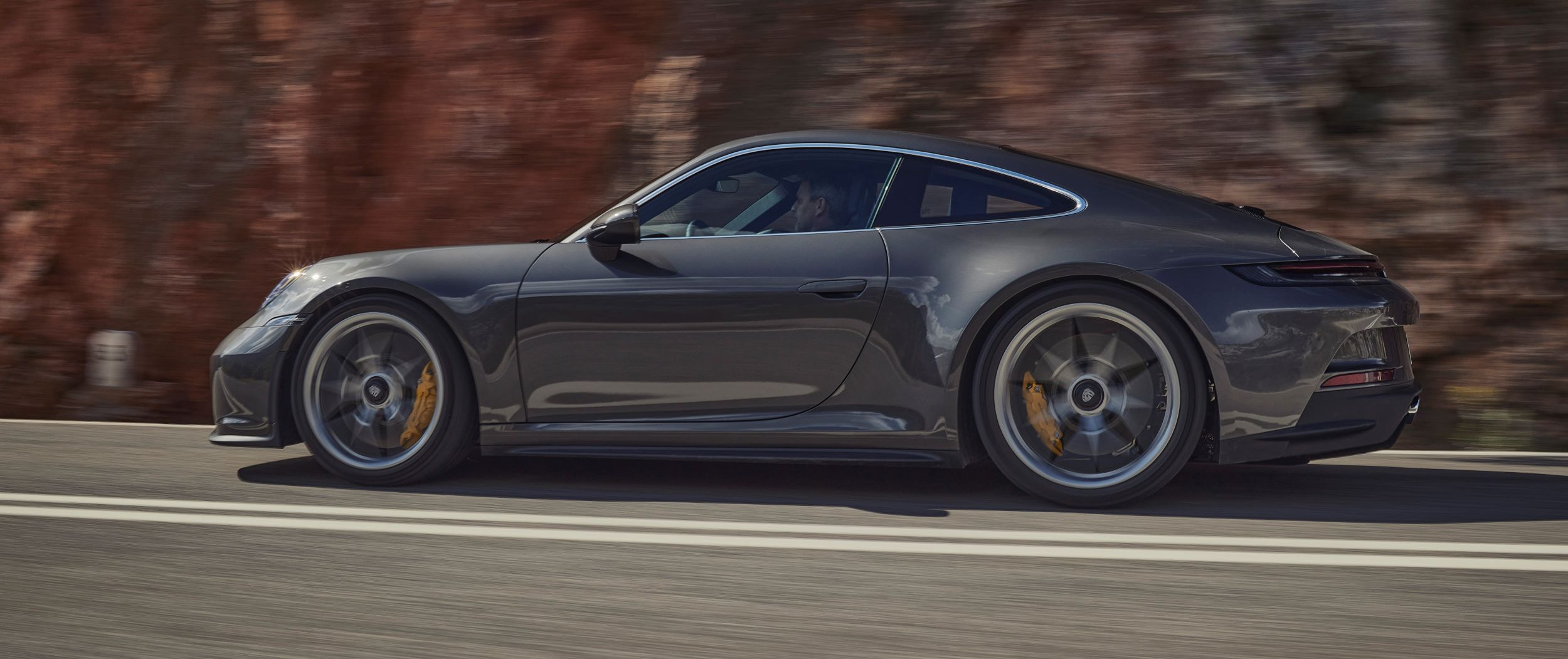 Porsche 911 GT3 Touring bok