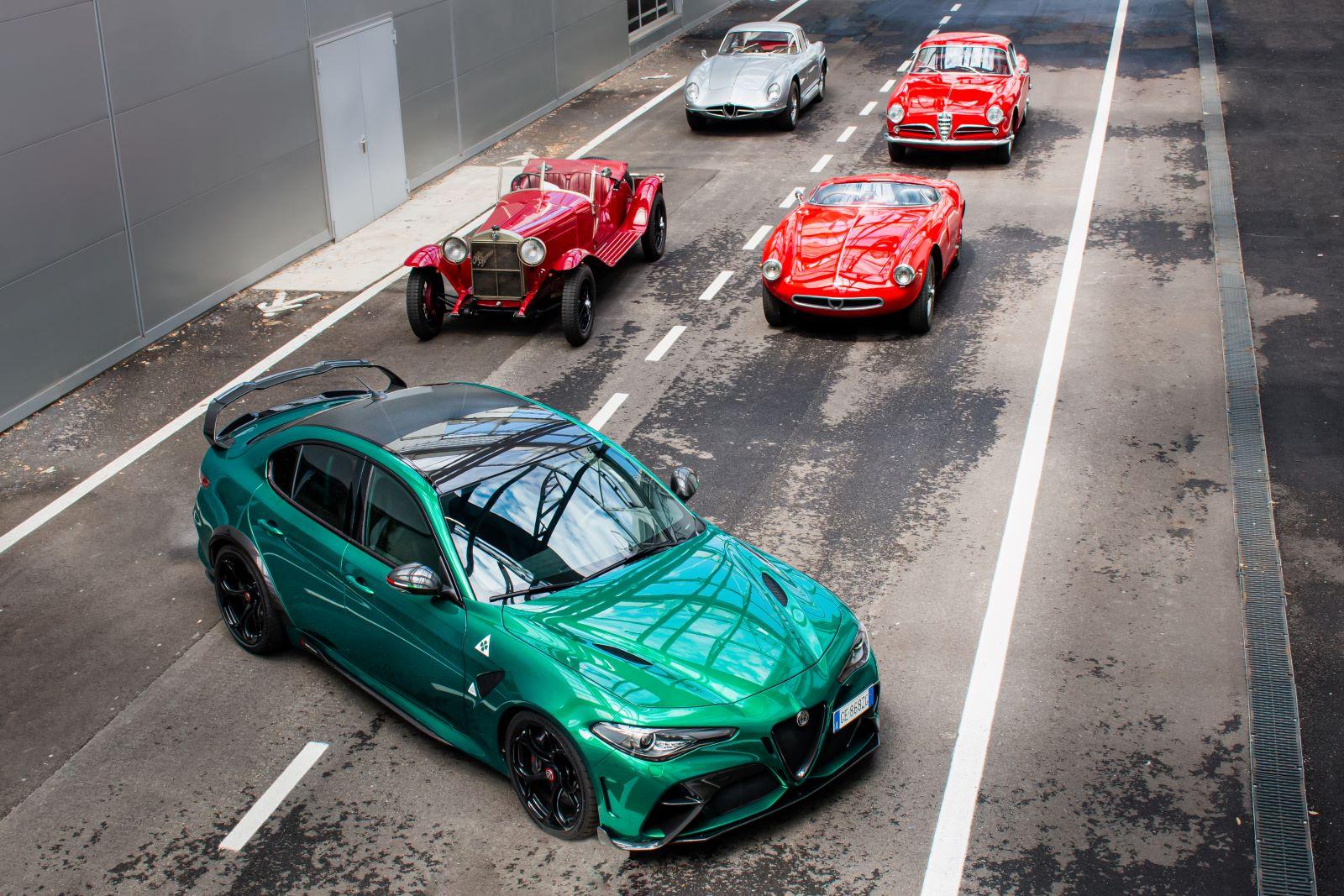 Alfa Romeo na1000 Miglia 2021