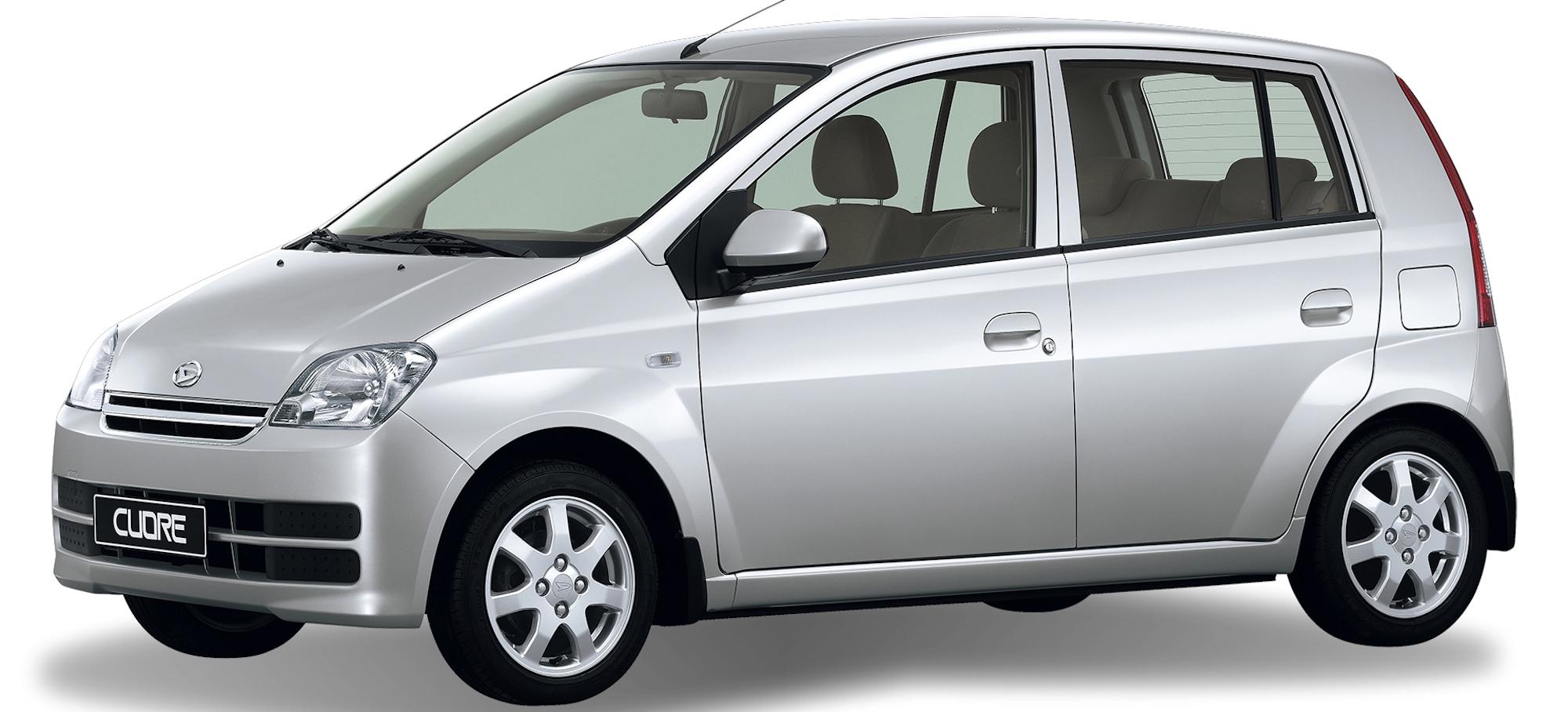 Daihatsu Cuore L251 (2003-2007)