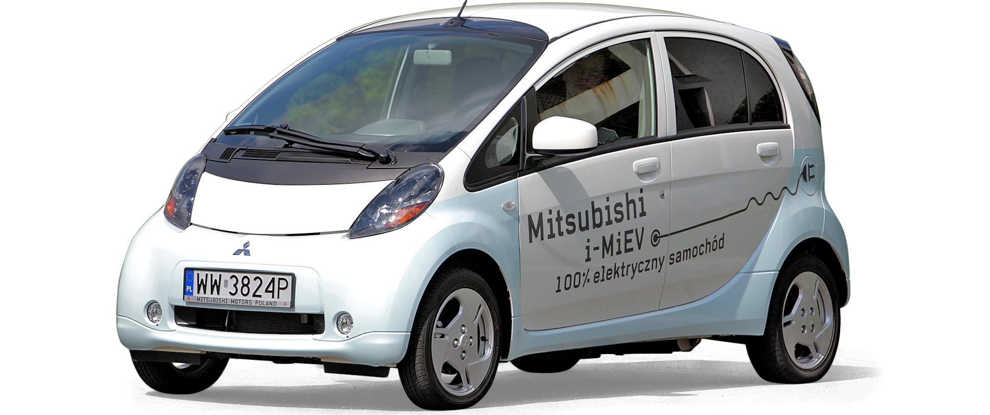 Mitsubishi i-MiEV (2009-2020)