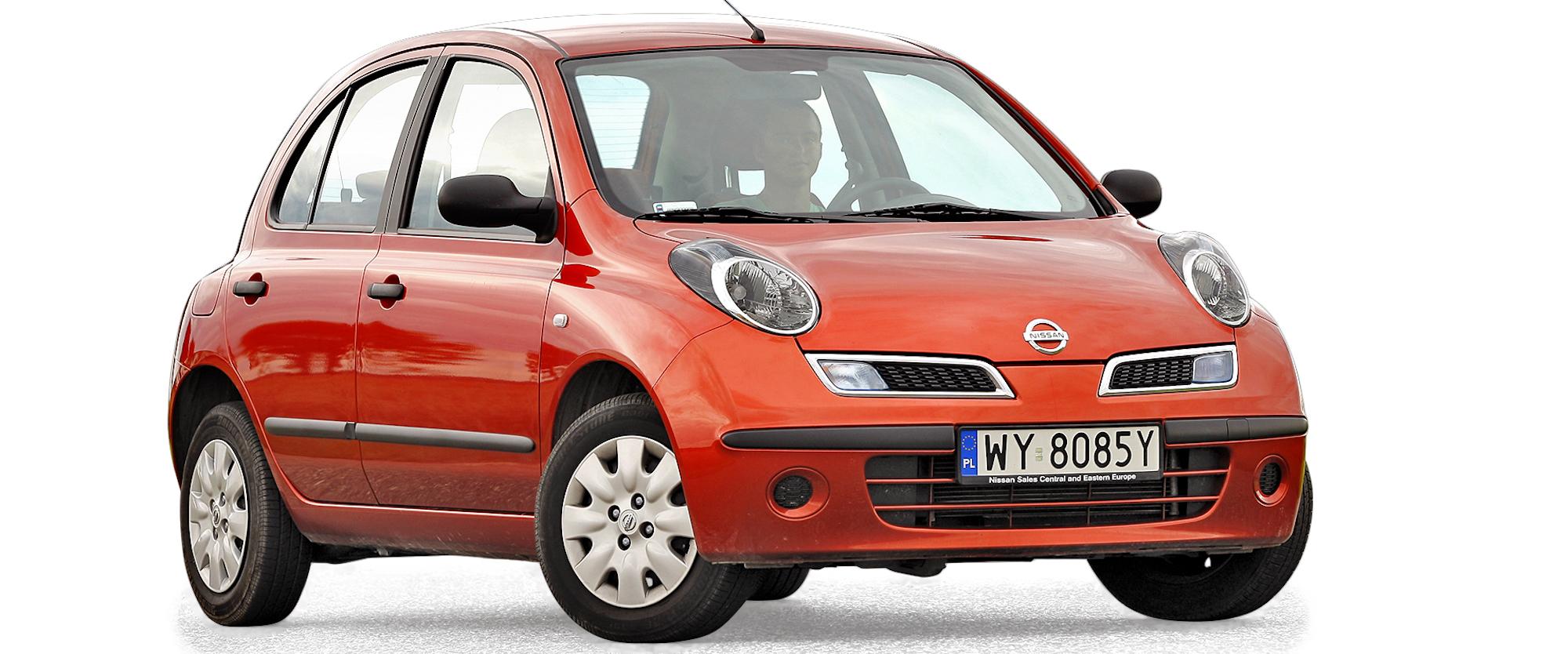 Nissan Micra K12 (2003-2010)