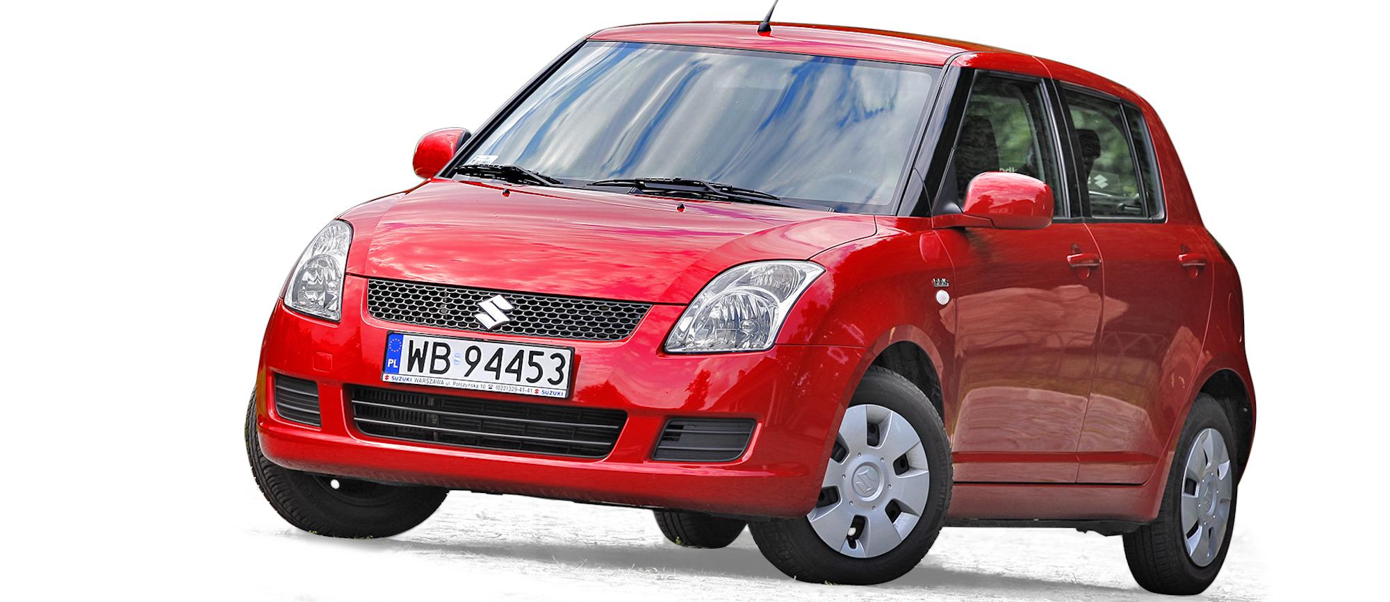 Suzuki Swift Mk4 (2004-2010)