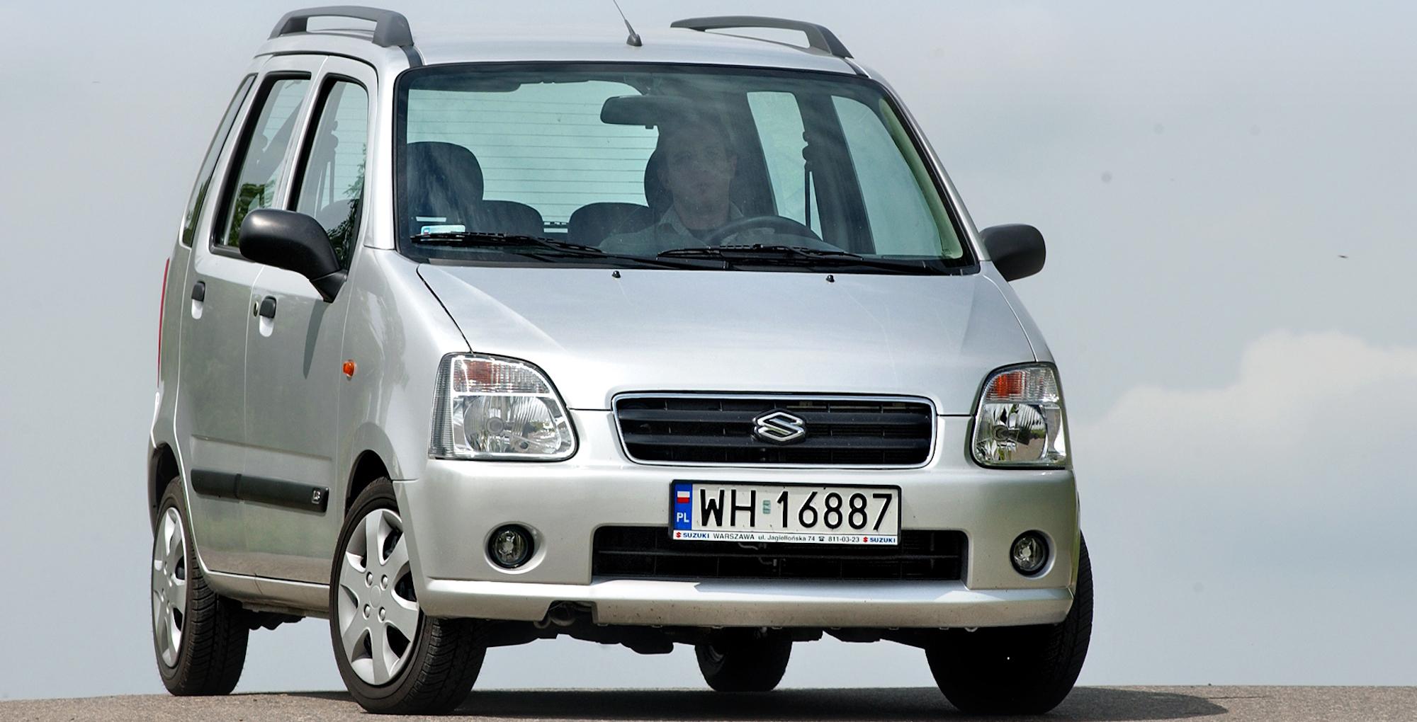 Suzuki Wagon R+ II (2000-2006)