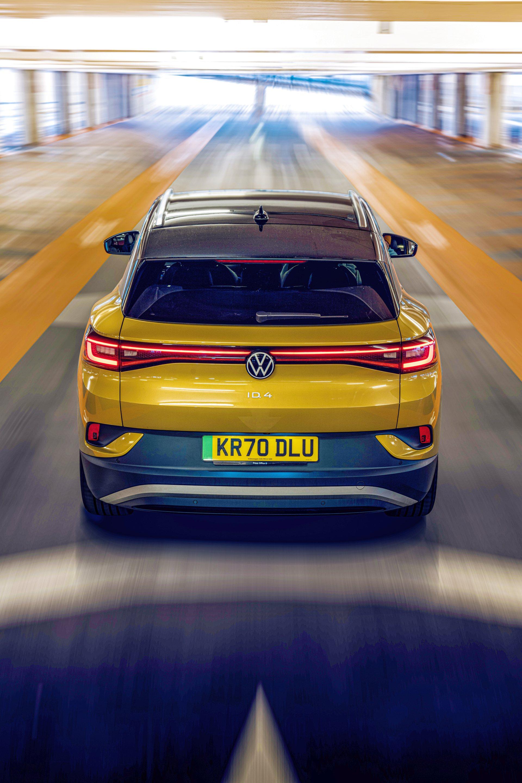 VW ID.4 - tył