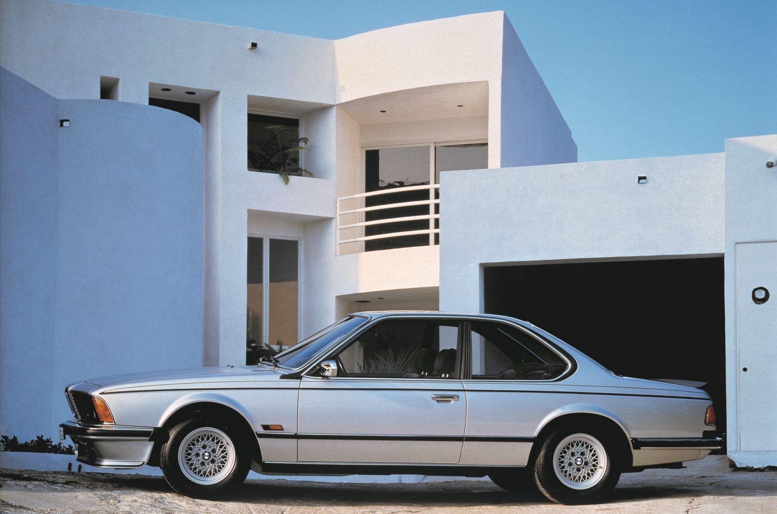 BMW serii 6 E24