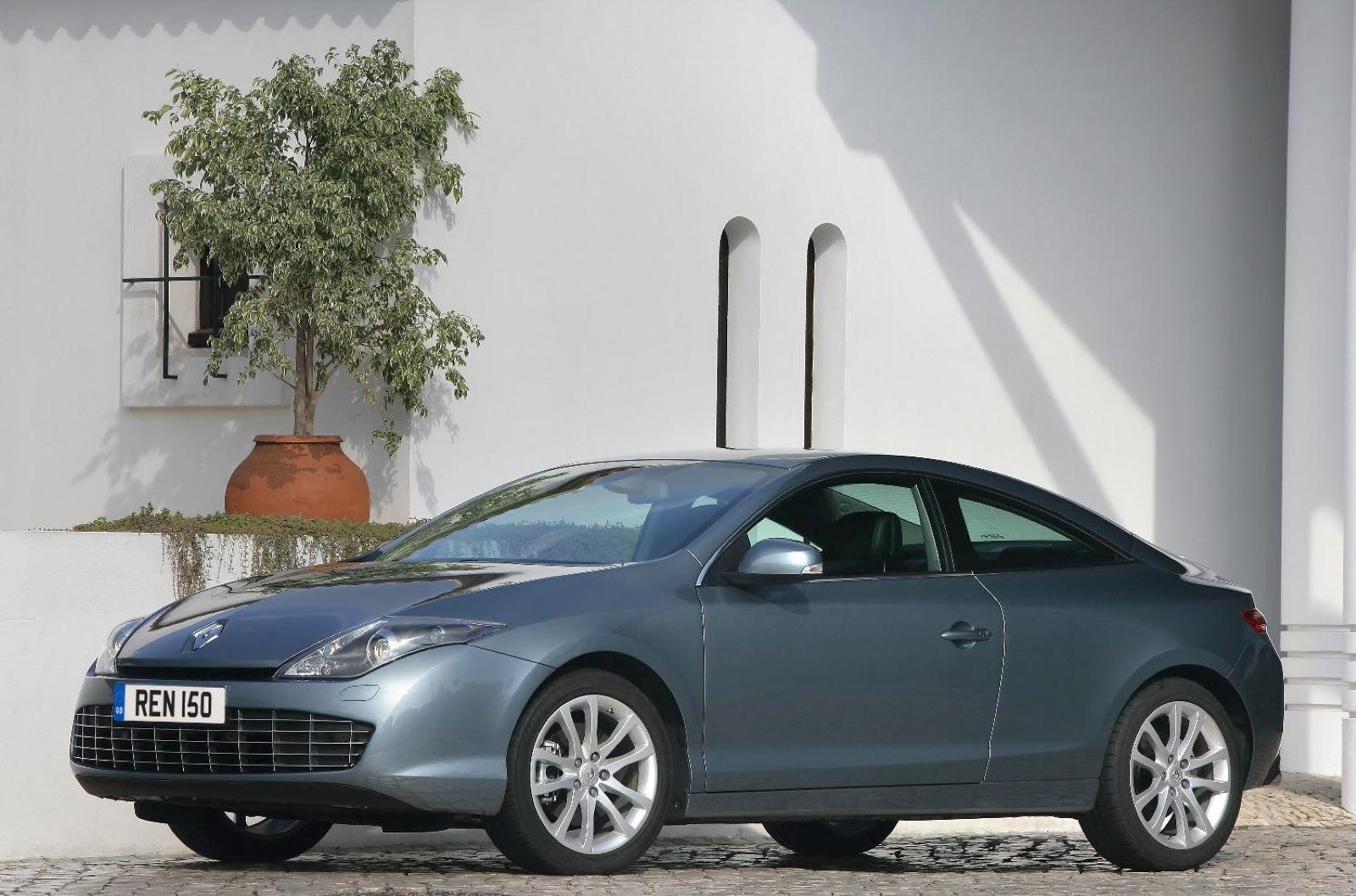 Renault Laguna Coupe – sylwetka