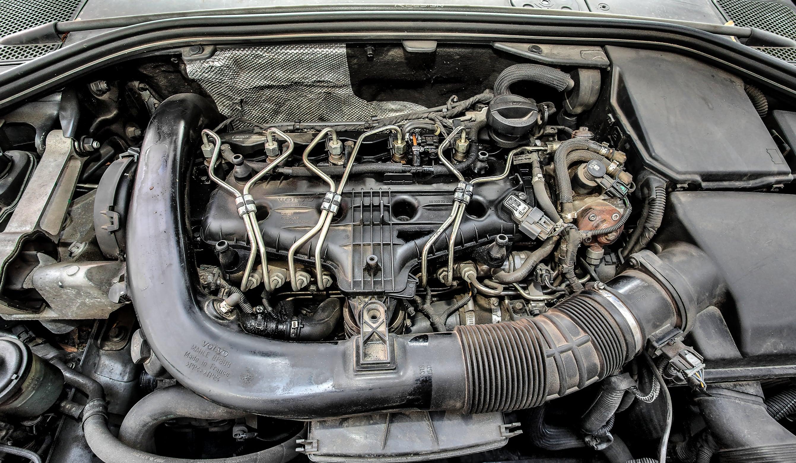 Volvo S60 2.0 D3 silnik