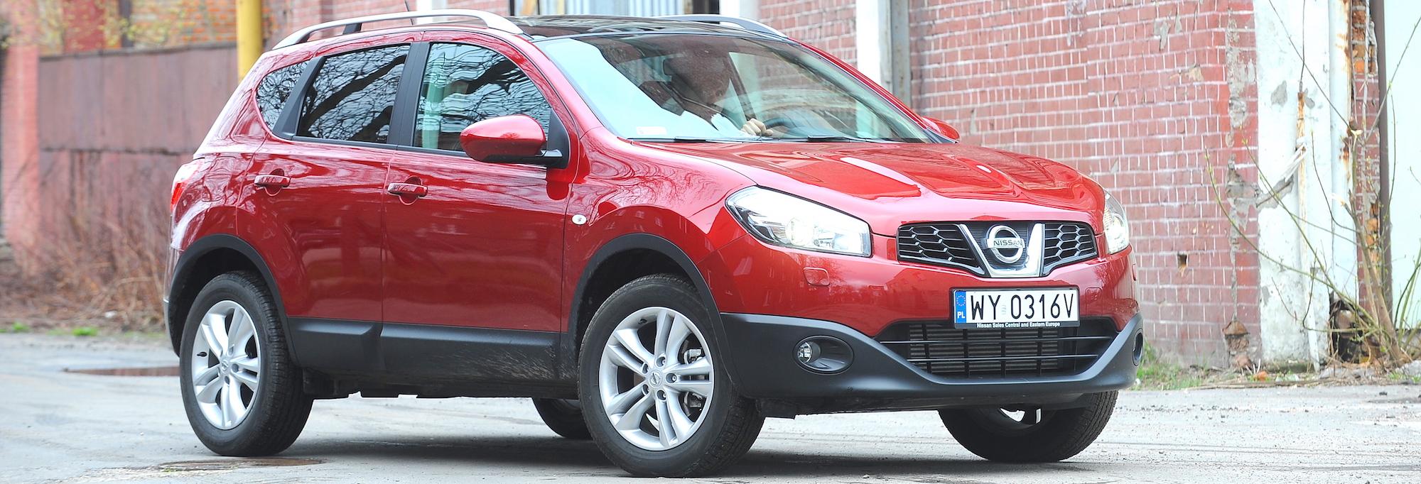 Nissan Qashqai I(2006-2013)