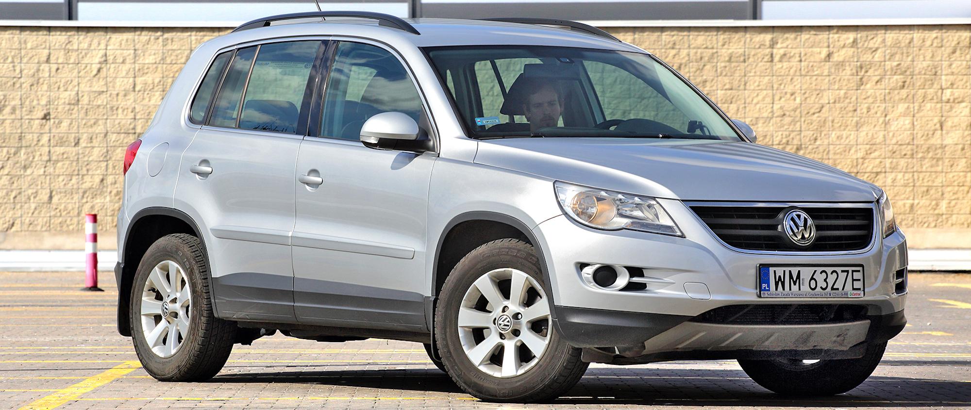 Volkswagen Tiguan I(2007-2015)
