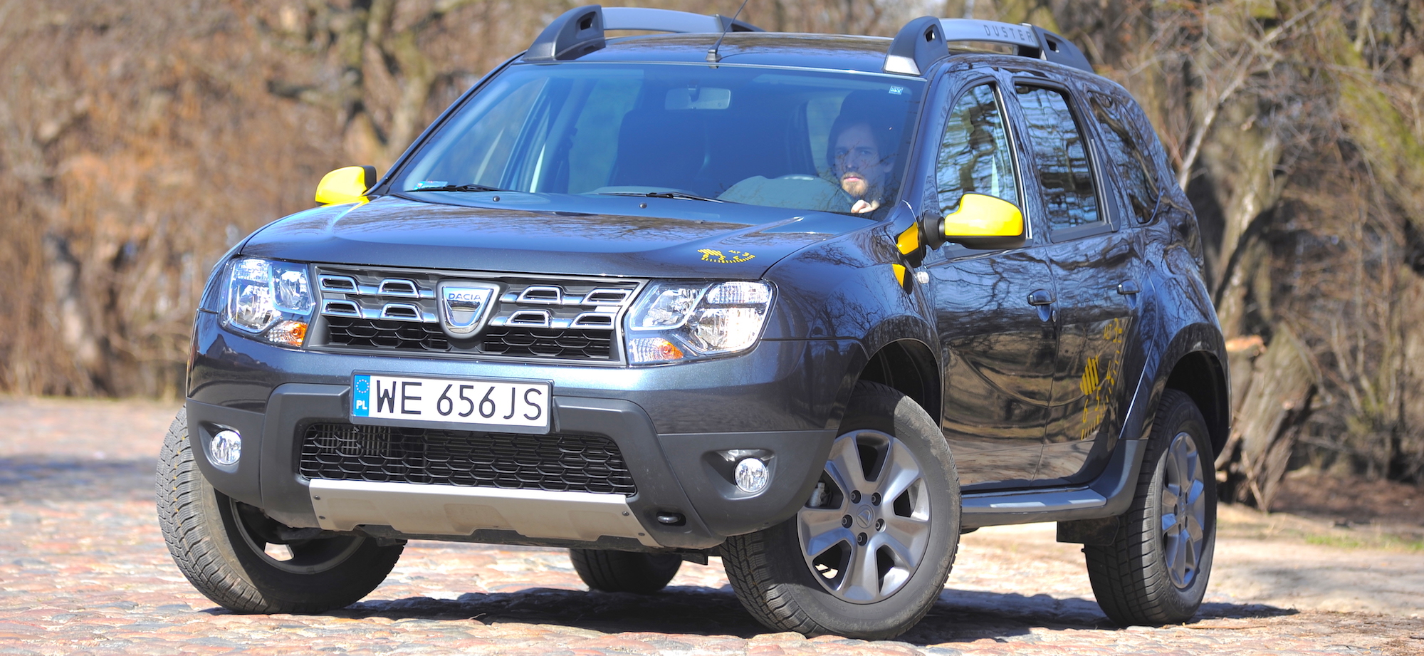 Dacia Duster I(2010-2018)