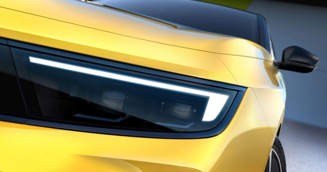 Opel Astra VI
