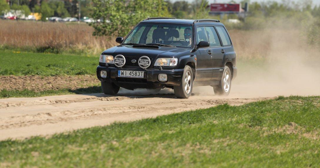 Subaru Forster I