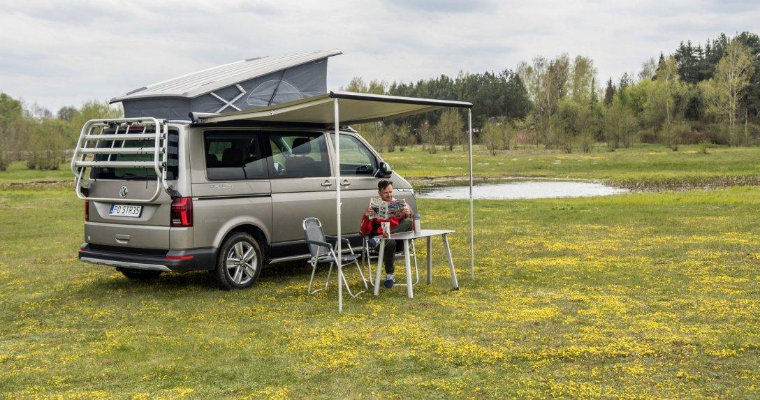 VW California 6.1 Beach Camper – test