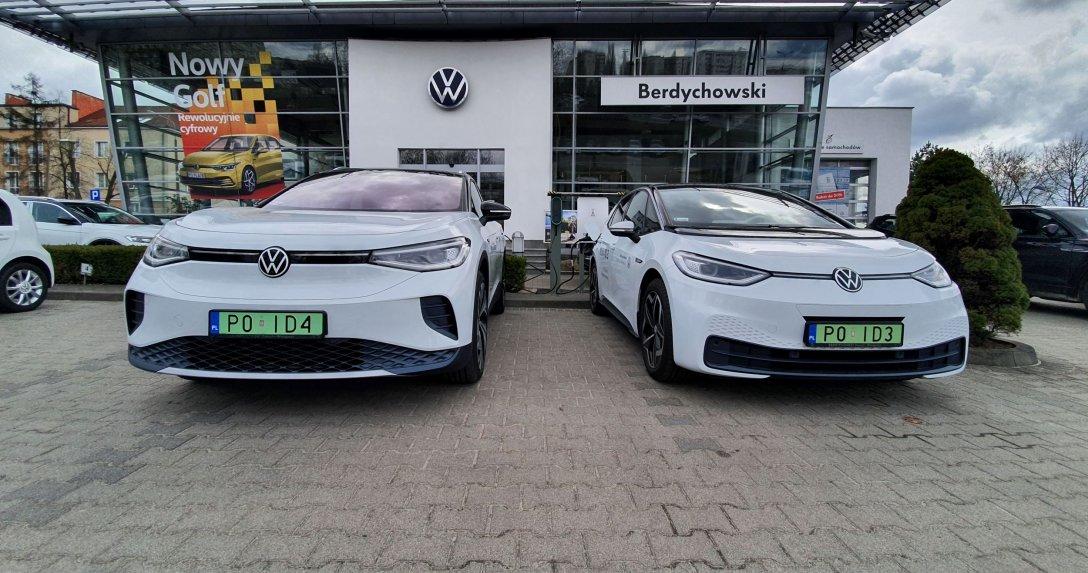 Volkswagen salon w Polsce