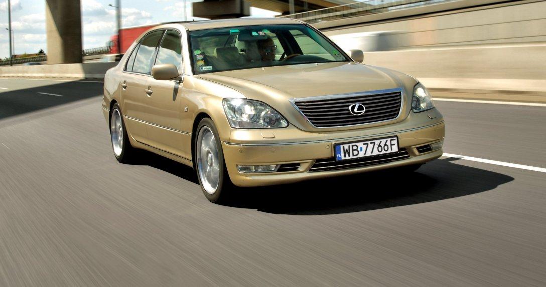 Lexus LS 430 (2004)