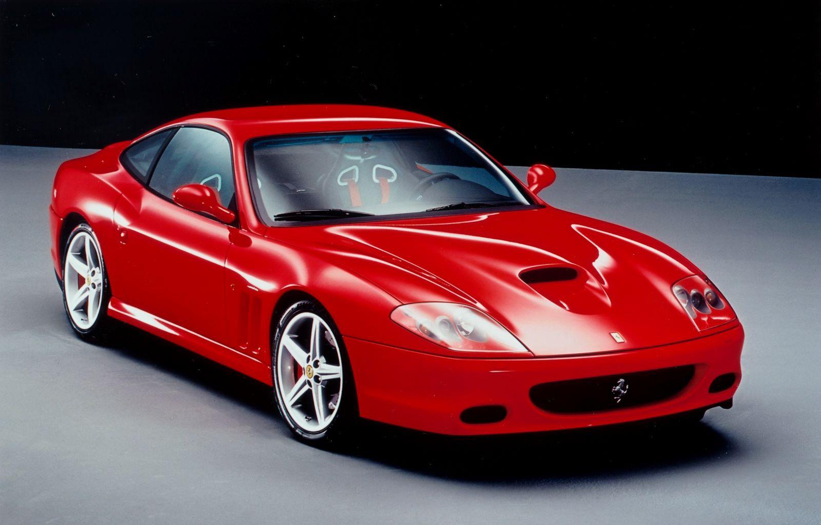 Ferrari 575 M Maranello - przód