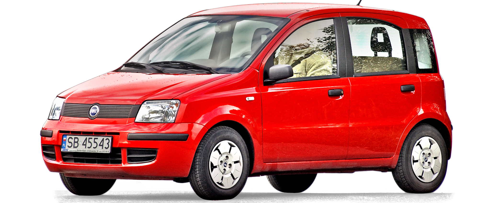 Fiat Panda II (2003-2012)