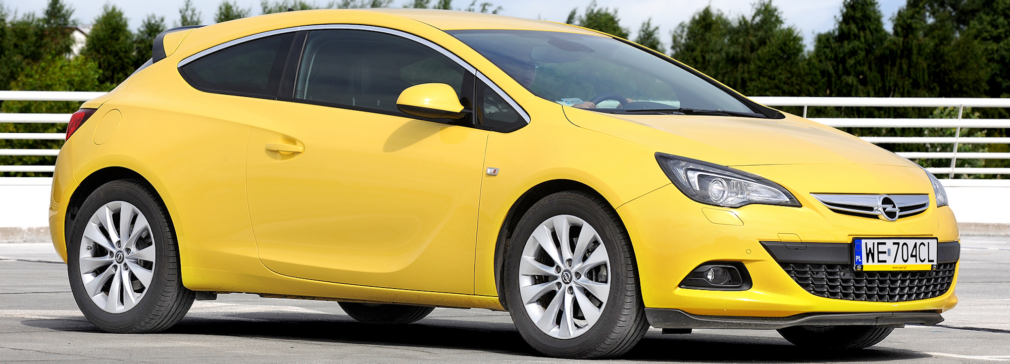 Opel Astra J (2009-2018)