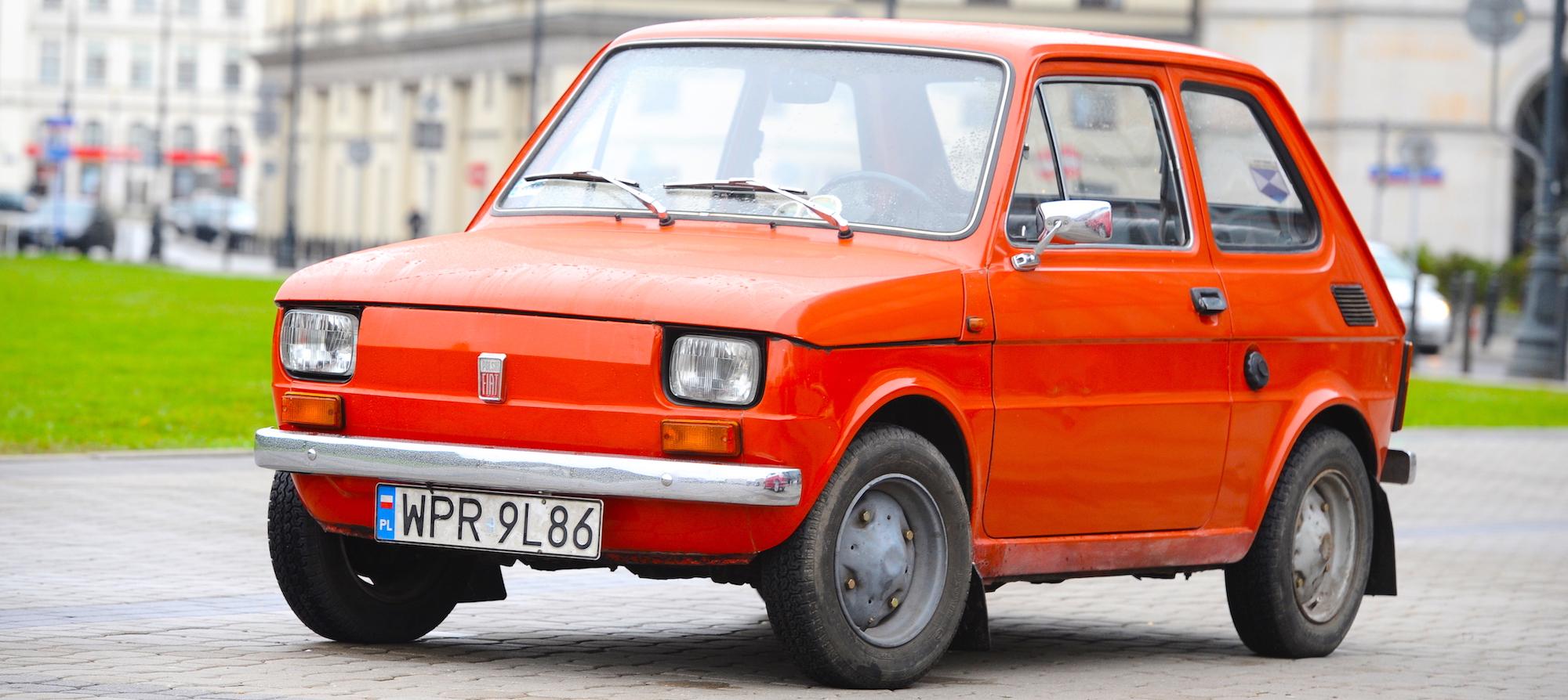 Fiat 126p (1973-2000)