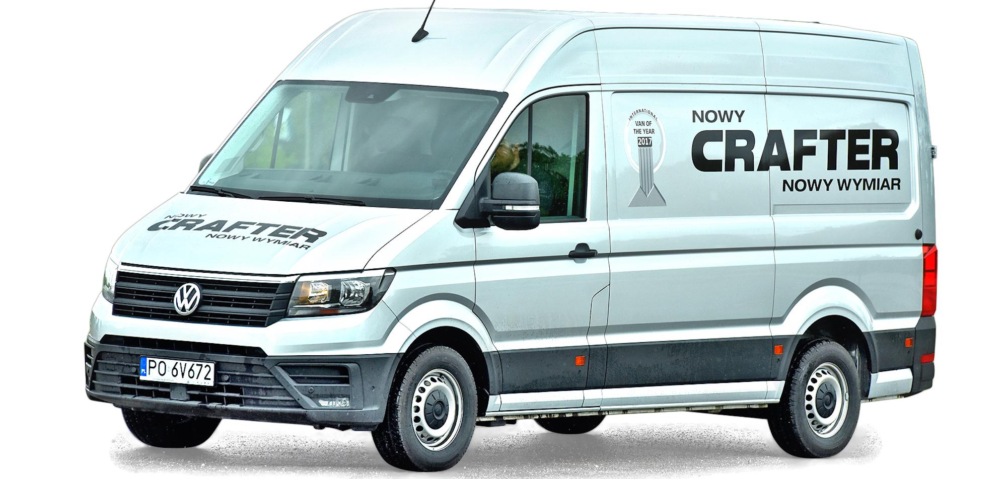 Volkswagen Crafter II (od 2017 r.)