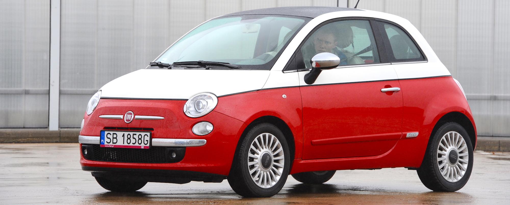 Fiat 500 (od 2007 r.)
