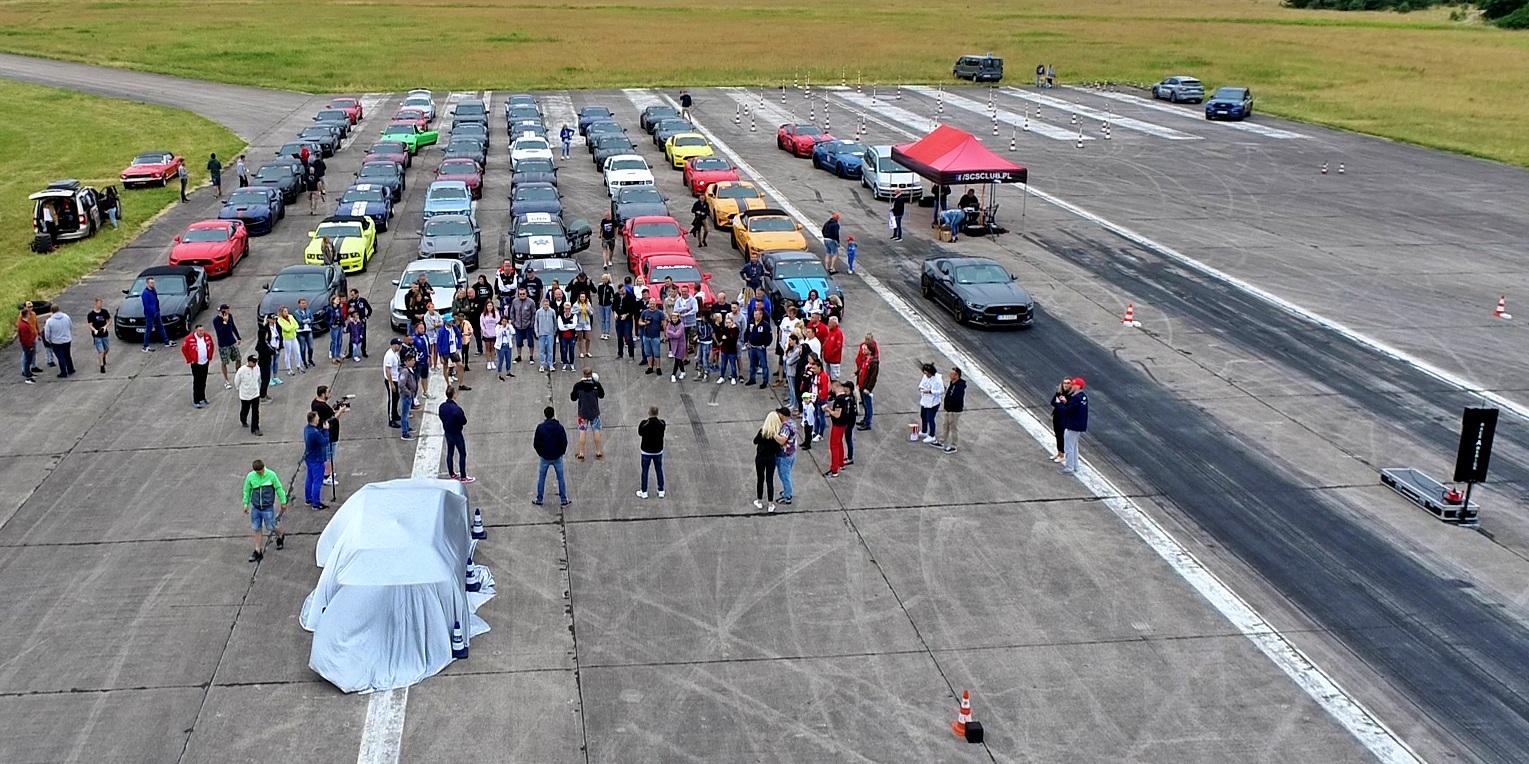 ustang Mach-E zlot Mustang Race 2021