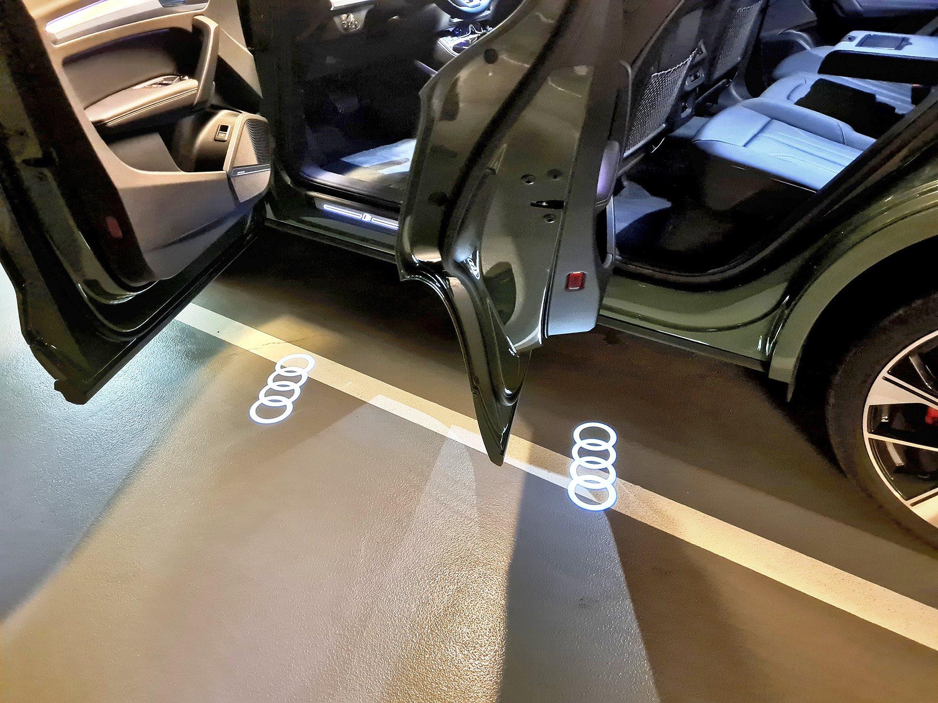 2021 Audi Q5 Sportback - oświetlenie