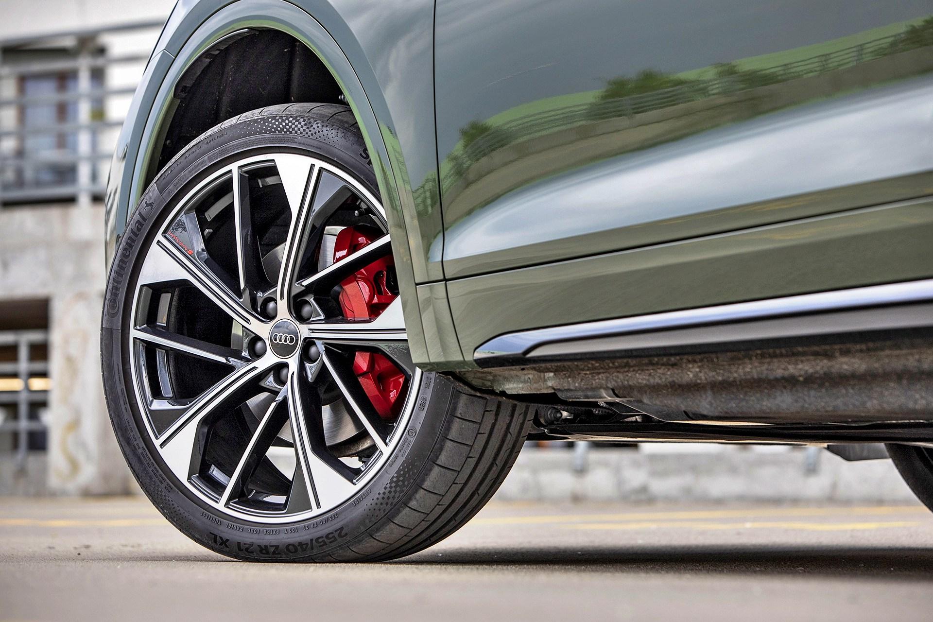 2021 Audi Q5 Sportback - koło