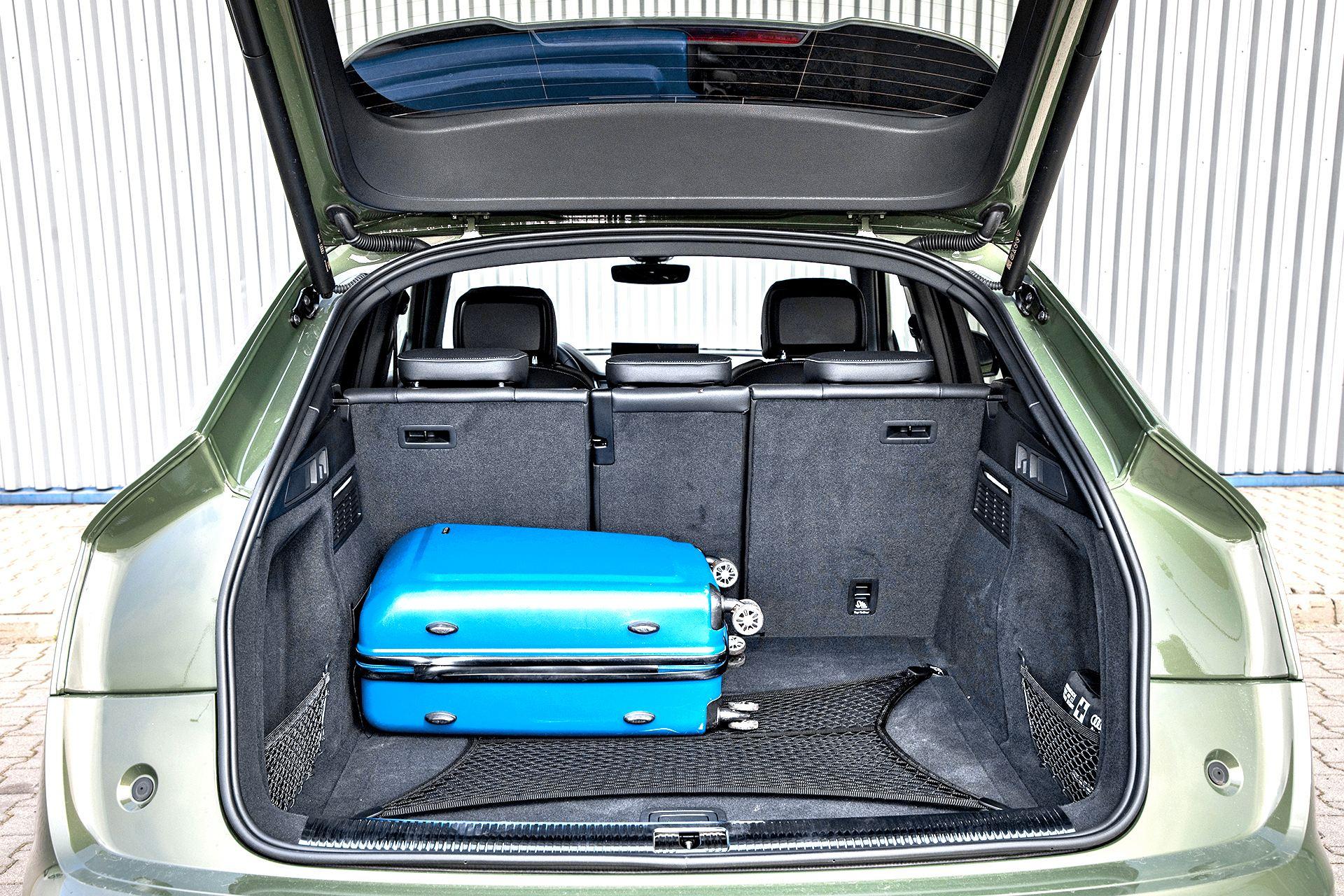 2021 Audi Q5 Sportback - bagażnik