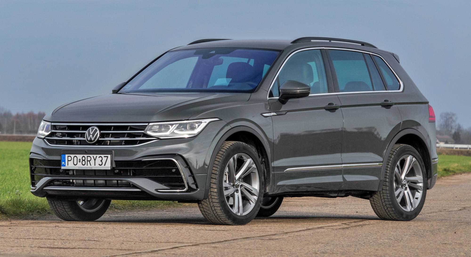 Volkswagen Tigan