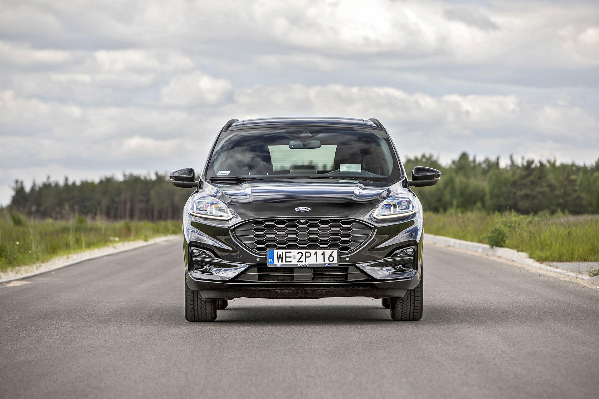 2021 Ford Kuga 2.5 HEV - przód
