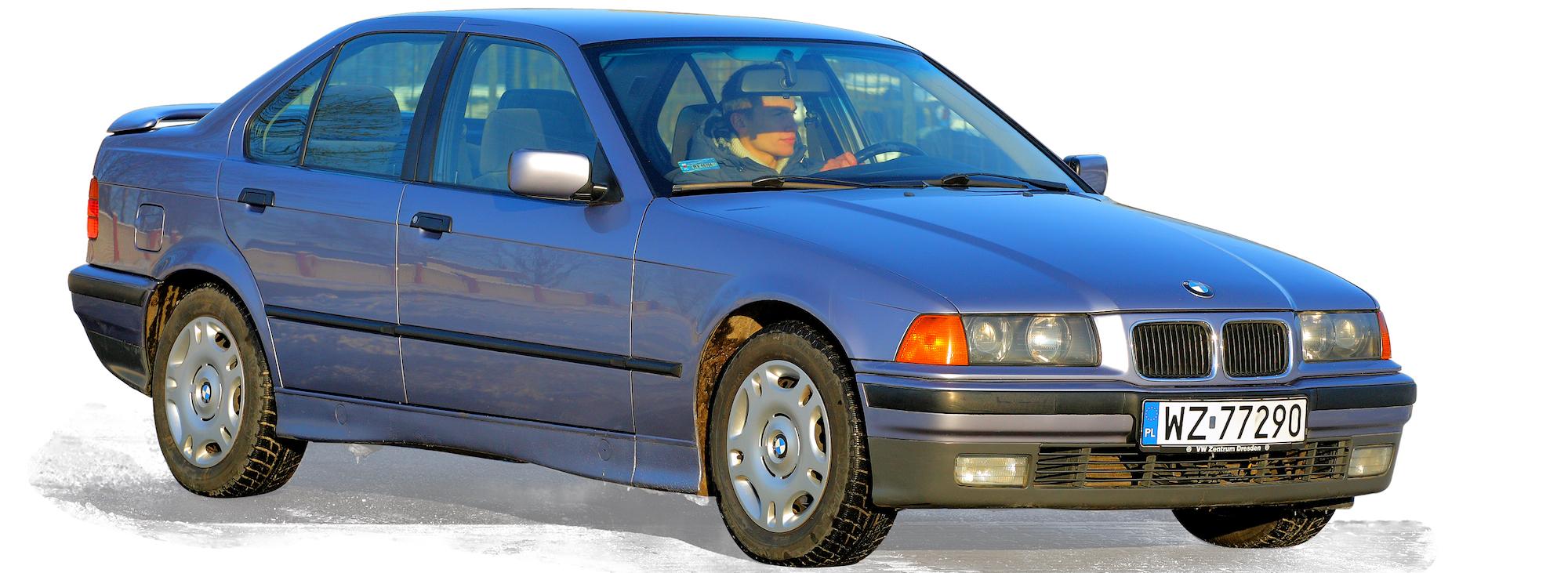 BMW serii 3 E36 (1990-2000)