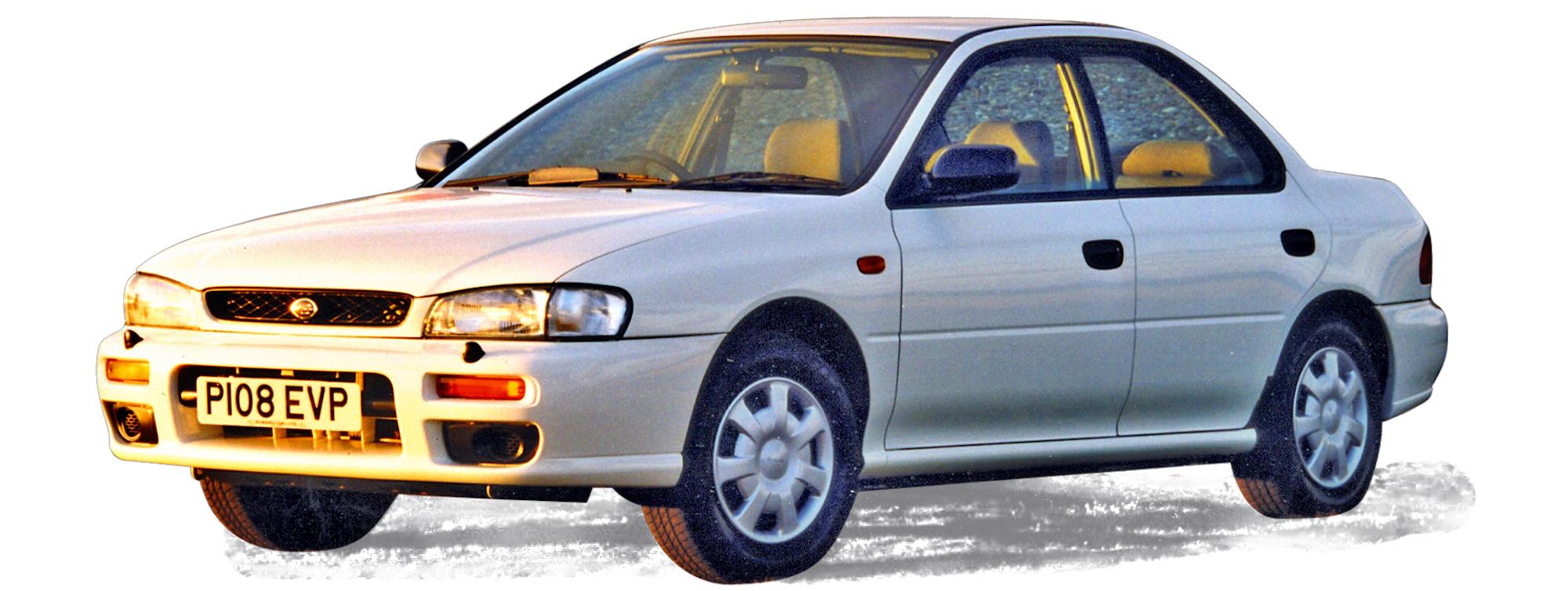 Subaru Impreza I(1993-2000)
